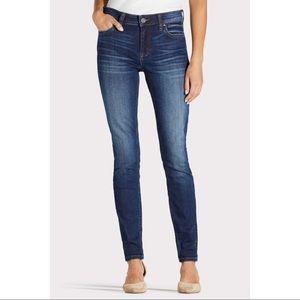 KUT from the Kloth Mia Toothpick Skinny Jeans Sz 8